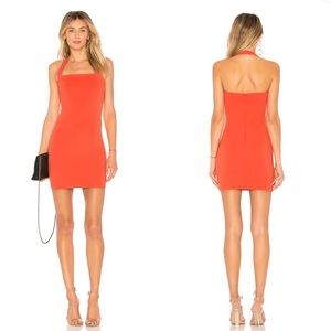 By the way Halley Bodycon Dress in Citrus size L
